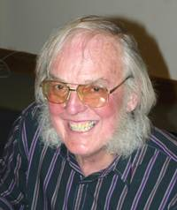 Prof Colin Pillinger by Mike Dryland